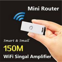 150Mbps Wireless Mini Router Q-link Q3 Internet Connection WiFi Repeater for Laptop Iphone WIFI Signal Amplifier