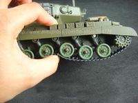 1/30 R/C U.S. MEDIUM TANK M26 PERSHING  /  3841-2 Tank /  No smoking , Can not shoot a BB Bullet