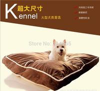 Golden Retriever  Huskies Satsuma Large Dogs Pet Kennels  Removable Washable Large Dog Bed Dog Mat Big Doghouse Suede Pet Nest