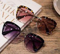 2015 New Fashion Sunglasses Vintage Eyeglasses sunglasses famouse brand leopard Women brand designer Sunglasses