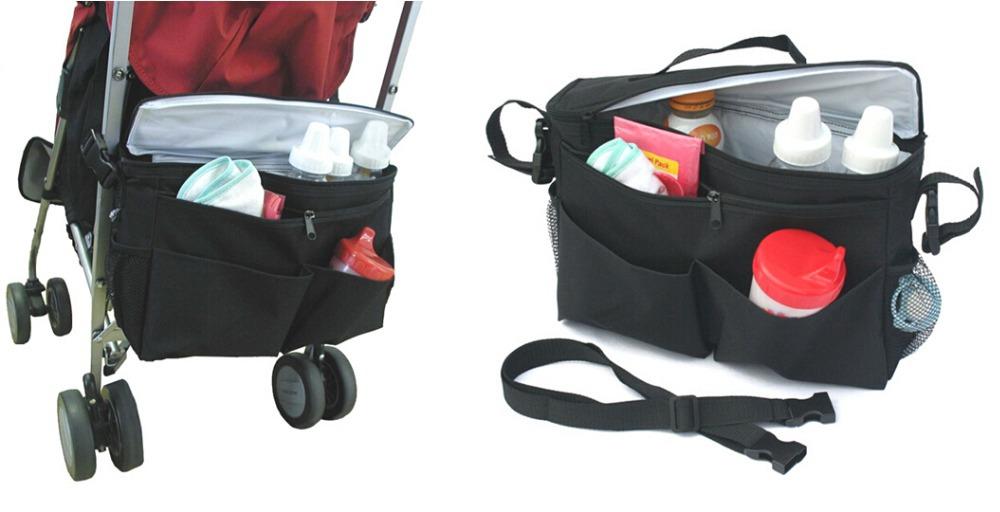 Детские коляски специальной изоляции пакет / сумка холодильник рукавица рукавица сумка на ремне ,