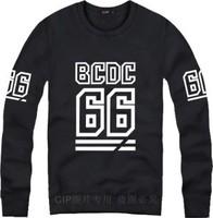 Free shipping plus size 4XL,men BCDC 66 hoodies fleece hoody men sweatshirts sports top brand fashion printed men clothing