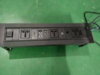 power*3+USB+VGA+HDMI+audio extension socket , hidden socket usb socket