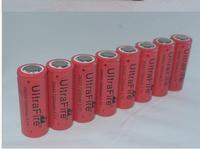 5 Pcs/lot 7200mAh 26650 battery 3.7V Li-ion Rechargeable Battery UltraFire 26650 Flashlight batteries wholesale