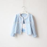 2015 Girls new spring/fall children baby  long sleeve coats clothing    AA406CN-35