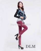 2015 winter plus thick velvet warm bottoming Korean version of Slim was thin feet pencil pants trousers children