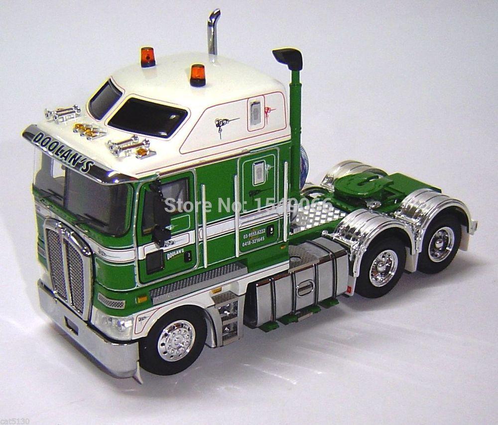 AceCool \Drake K200 Kenworth tractor - & ldquo; Duran 'S & rdquo; - 1/50 - TWH # 129A(China (Mainland))