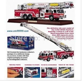 1:32 One emergency ladder truck HP105 HP105 American model(China (Mainland))