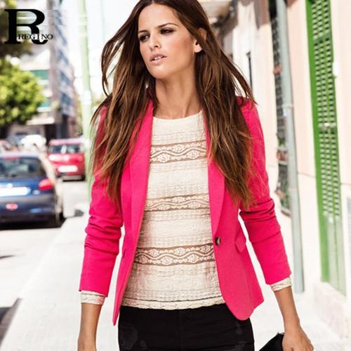 Женский пиджак Regino 2015 Blaser Feminino R150101074