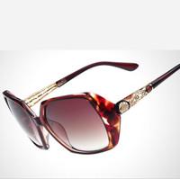 2015 New Women Sunglasses Brand Designer Colorful Shades Retro UV400 Protection Sun-shading EyeWear Goggles