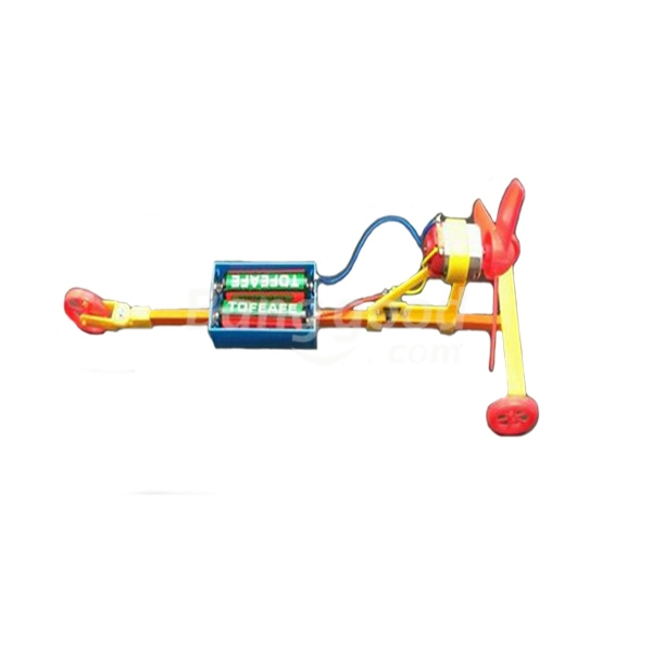 Hotdeal Wind Powered Car DIY case for Creative Small Toys Technoogy Production(China (Mainland))