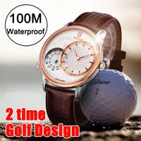 HOT Sell CURREN Men Watches Top Brand Luxury Men Military Wrist Watches Leather Men 100M Watch Waterproof Relogio Masculino