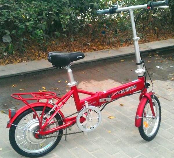 Электровелосипед 16/24v 130 e
