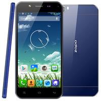 "Original ZOPO ZP1000 MTK6592 Octa Core Ultra Thin 7.2MM Mobile Phone Android 4.2 5"" IPS HD 16GB ROM 14MP Camera OTG 3G WCDMA"