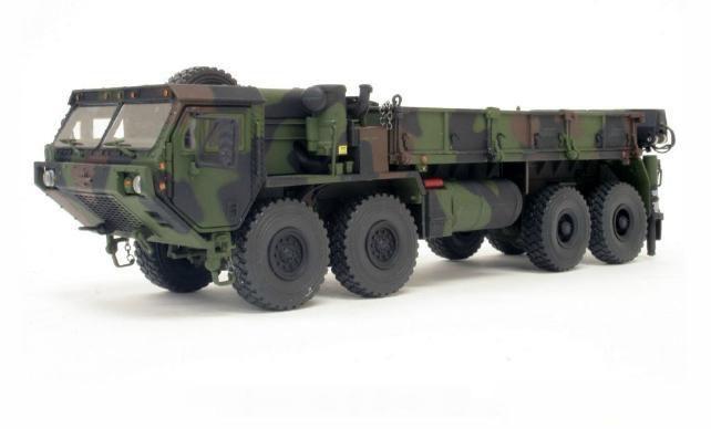 AceCool \TWH Oshkosh Truck model HET M1070 military trailer / truck M-985 camouflage military vehicles(China (Mainland))