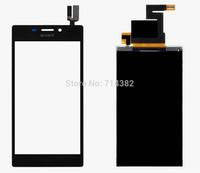 for Sony Xperia M2 S50H D2302 D2303 D2305 D2306 New LCD Display Panel + Touch Screen Digitizer Glass Repair Part Replacement