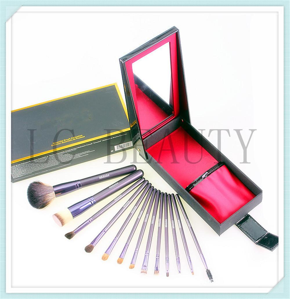 Kolinsky Makeup Brushes 13pcs Top Quality Kolinsky Makeup Brush Set Cosmetic Makeup Brushes Kit With