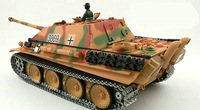 1:16 German JAGDPanther Tank  RC Battle Tank Special with  Metal Belt , metal gear box  Sound & Smoke /  3869-1 Upgrade version