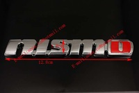 Steel Nismo  Car Styling High Quality Car Stickers And 3D Car Sticker , car decor stickers