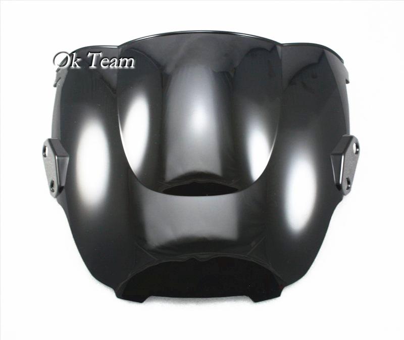 Ветровое стекло для мотоцикла CBR 600 F3 1996-1998 1997 Black CBR 600 F3 1996/1998 1997 motorcycle parts for honda cbr 600 f3 fairings 1997 1998 cbr600 f3 97 98 black silver seven star fairing kit d6
