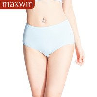 Chromophous maxwin female cotton comfortable triangle panties set