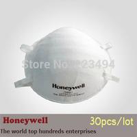 30pcs/lot Honeywell original disposable masks H801 anti-fog/haze/PM2.5 protective mask elastic headband free ship H03