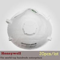 20pcs/lot Honeywell original disposable masks H801V anti-fog/haze/PM2.5 protective mask elastic headband free ship H04