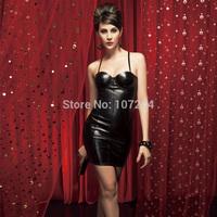 Sexy corset strap elastic skin body shaping slim hip corset tight  push up underwear