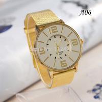 2015 new women dress watches women watches bracelet full steel watches Hours New QA008