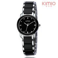 Top Sale! KIMIO Women Stainless steel Bracelet Watches Women Fashion luxury Watch Relogio Feminino women dress watch