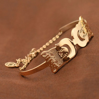 Ms. bangle bracelet double Steller