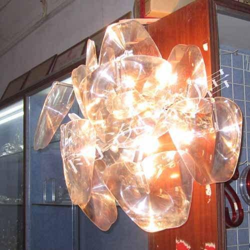 2015 New Rushed Ce Lampada Light Personality Hotel Engineering Wall Study Rooms Lighting Furniture Decoration Lamp Laser Sheet(China (Mainland))