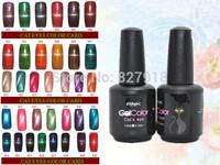 12pcs/lot Shinning Color Magnetic Nail Gel Polish Uv/Led GelishGel High Gloss Varnish For Nail Art