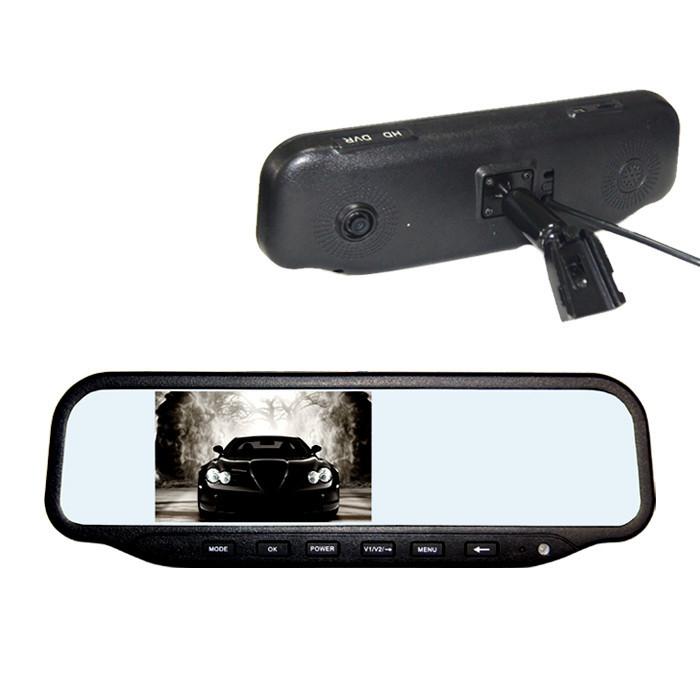 Автомобильный монитор 4,3/tft LCD автомобильный монитор 4 3 раскладной