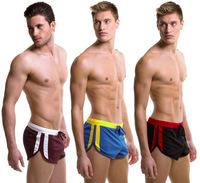 Hot! mens sexy boxer shorts men shorts 2015 sport brand cargo board trunks discount basketball home running baseball casual