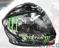 Special offer Genuine hjc double lens motorcycle helmet full helmet CIRUS HS-800 ran helmet / ghost patterns, free shipping!