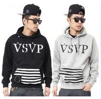 moletom billionaire boys club VSVP Rocky Comme Des Fuckdown Charcoa Hooded pullover bape hoodies sweatshirts sudaderas hombre