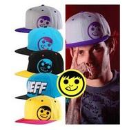 Newest neff letter embroidery snapback hat head wear baseball cap hiphop bone gorras