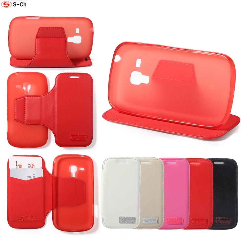 Чехол для для мобильных телефонов S-CH PU Samsung s Duos S7562 S7560 For Samsung Galaxy S Duos S7562 samsung galaxy s iii duos i9300i в гомеле