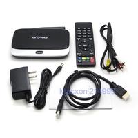 CS918 quad-core Media Player Full HD 1080P Android 4.2.2 RK3188 mini PC smart TV box player 2GB 8GB wireless