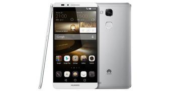 "Оригинал Huawei Ascend помощник 7 TL10 / UL00 Octa ядро 3 ГБ оперативной памяти 32 ГБ ROM 4 г LTE смартфон 6 "" FHD 13MP две сим-карты DHL бесплатная доставка"
