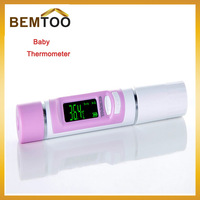 Baby infrared thermometer electronic thermometer ear / forehead thermometer pen Household Thermometers