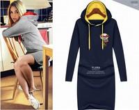 Hot  2015 Autumn Hoodies Women Sport Suit Pullovers Hoody Swearshirts Feminino Winter Coat Camisolas Free Shipping