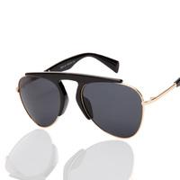 Sunglasses women  hot sale fashion sun glasses men with mercury lens  Vintage sunglasses for unisex eyewear  wholesale JHSG016