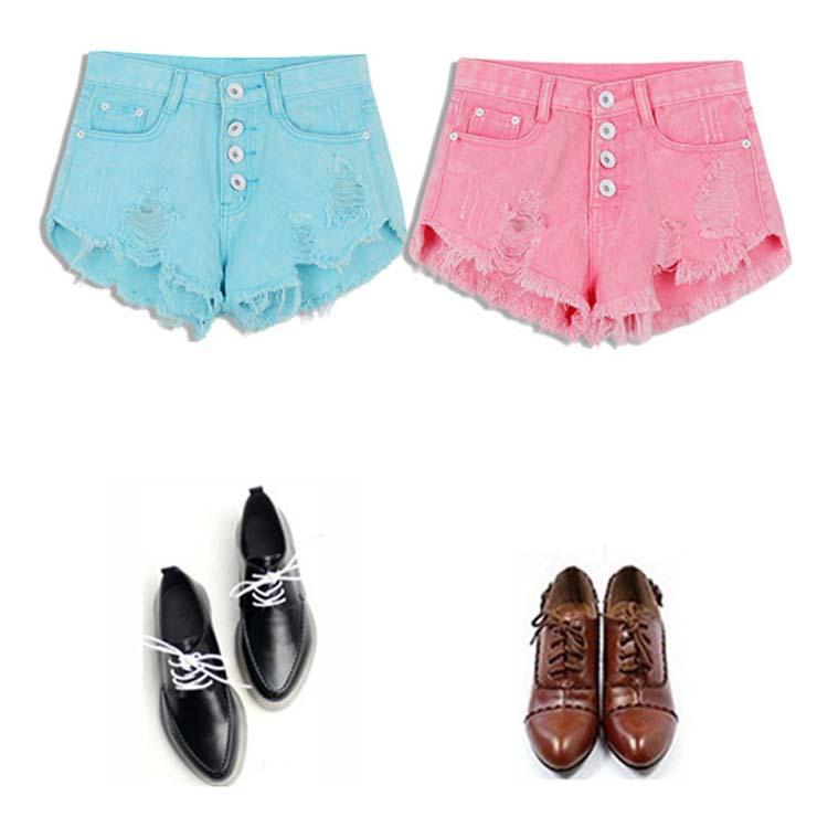 Женские джинсы Women Jeans DK ] 2015 Macarons #0177 женские джинсы women jeans dk ] 2015 0165