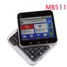 MB511 Motorola FlipOut Original Unlocked mobile phone 2.8 inches 3.15 MP free shipping