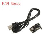 FTDI Basic 5V USB to TTL MWC Programmer serial port debugger program to upload tool