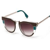 7 mix colors Sunglasses men geometric sun glasses women Vintage cat eye sunglasses for unisex eyewear  free shipping G230
