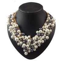 High Quality Fashion Necklace Pearl Jewelry Women Necklace Accessories Charm Design Necklace Collar