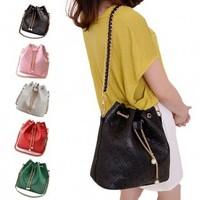 Retail Luxury Women Casual Shoulder Bags PU Leather Bag Hobo Satchel Cross Body Tote Handbag Free Shipping
